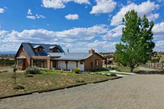 13  Las Caballeras  , Santa Fe, NM 87508 (MLS #201502018) :: The Very Best of Santa Fe