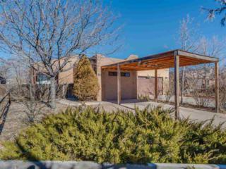 2875  Clark Court  , Santa Fe, NM 87505 (MLS #201500174) :: The Very Best of Santa Fe