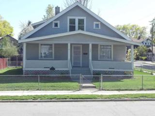 1027 W Montgomery Ave  , Spokane, WA 99205 (#201418748) :: The 'Ohana Realty Group