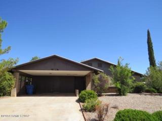 1079  Cottonwood Drive  , Sierra Vista, AZ 85635 (MLS #152537) :: Service First Realty