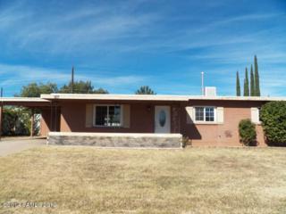 157 E Kayetan Drive  , Sierra Vista, AZ 85635 (MLS #152594) :: Service First Realty
