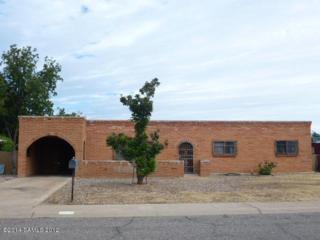 495  Hegge Drive  , Sierra Vista, AZ 85635 (MLS #152629) :: Service First Realty