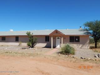 5103 S Penasco Lane  , Sierra Vista, AZ 85650 (MLS #152681) :: Service First Realty