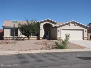 2784  Cartegena Drive  , Sierra Vista, AZ 85650 (MLS #152711) :: Service First Realty