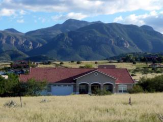 1020 E Yaqui Street  , Sierra Vista, AZ 85650 (MLS #153017) :: Service First Realty