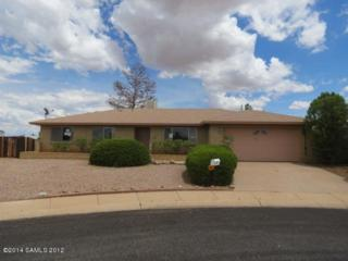 1320  Via Cabrillo  , Sierra Vista, AZ 85635 (MLS #153179) :: Service First Realty