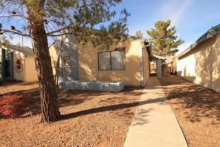 5333  Desert Shadows Drive  , Sierra Vista, AZ 85635 (MLS #153211) :: Service First Realty