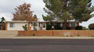 3801  Sparrow Drive  , Sierra Vista, AZ 85635 (MLS #153224) :: Service First Realty