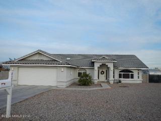4259 S Bottle Brush Lane  , Sierra Vista, AZ 85650 (MLS #153226) :: Service First Realty