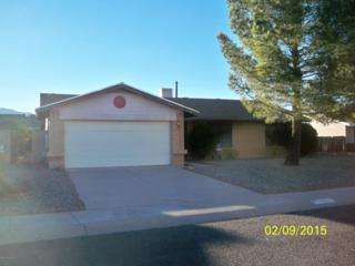 3304  Flamingo Way  , Sierra Vista, AZ 85650 (MLS #153844) :: Service First Realty