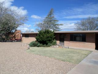 2520 E 11th Street  , Douglas, AZ 85607 (MLS #153960) :: Service First Realty