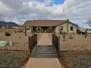 4219 S Mohave Drive  , Sierra Vista, AZ 85650 (MLS #154000) :: Service First Realty