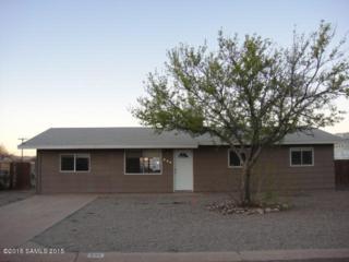 634 W Cactus Street  , Benson, AZ 85602 (#154012) :: Long Realty Company