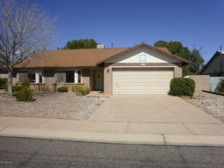 3423  Greenwood Drive  , Sierra Vista, AZ 85635 (MLS #154228) :: Service First Realty