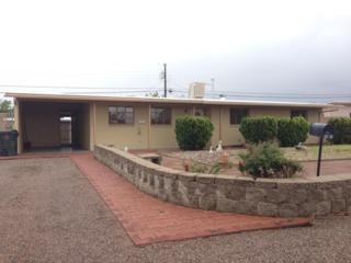 116 E Martin Drive  , Sierra Vista, AZ 85635 (MLS #154422) :: Service First Realty