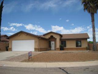 1654  Loma Place  , Sierra Vista, AZ 85635 (MLS #154916) :: Service First Realty