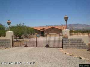 8577 S Mellak Road  , Hereford, AZ 85615 (MLS #153016) :: Service First Realty