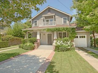 724  Harvard Av  , Menlo Park, CA 94025 (#81426519) :: Keller Williams - Shannon Rose Real Estate Team