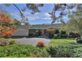 26120  Rancho Manuella Ln  , Los Altos Hills, CA 94022 (#ML81441037) :: Keller Williams - Shannon Rose Real Estate Team