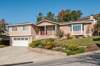 2702  Barclay Way  , Belmont, CA 94002 (#ML81448834) :: Keller Williams - Shannon Rose Real Estate Team