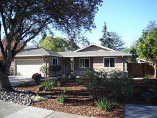 4138  Willmar Dr  , Palo Alto, CA 94306 (#ML81457350) :: Keller Williams - Shannon Rose Real Estate Team