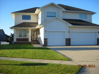 705 W Eagle Ridge St  , Sioux Falls, SD 57108 (MLS #21500429) :: Peterson Goff Real Estate Experts