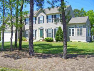 112  Savannah  , Egg Harbor Township, NJ 08234 (MLS #443930) :: The Ferzoco Group
