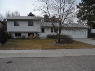570  Cochise Drive  , Pocatello, ID 83204 (MLS #196319) :: Keller Williams Realty East Idaho - Mike Hicks Team