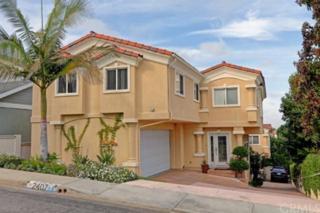 2407  Marshallfield Lane  A, Redondo Beach, CA 90278 (#SB14226767) :: The LaRoche Team