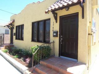 1740 E Florida Street  , Long Beach, CA 90802 (#PW15040333) :: Kato Group