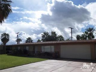 74785  Merle Drive  , Palm Desert, CA 92260 (#215007510) :: Cory Meyer Home Selling Team