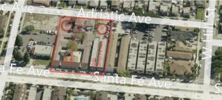2260  Santa Fe Avenue  , Long Beach, CA 90810 (#SB15088911) :: Kato Group
