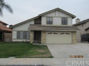 17263  Lakeview Court  , Fontana, CA 92336 (#IV14247565) :: The LaRoche Team