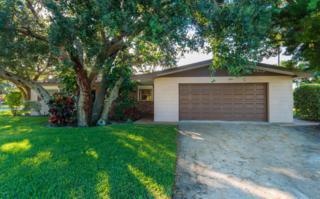 507  Catalina Road  , Cocoa Beach, FL 32931 (MLS #711738) :: Prudential Star Real Estate