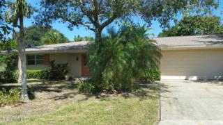 1154  Samar Road  , Cocoa Beach, FL 32931 (MLS #711791) :: Prudential Star Real Estate
