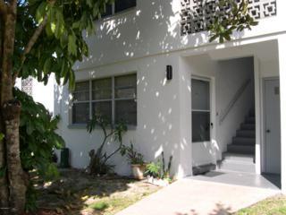 8401 N Atlantic Avenue  D-1, Cape Canaveral, FL 32920 (MLS #711971) :: Prudential Star Real Estate