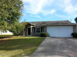 1118 SE Sapphire Street  , Palm Bay, FL 32909 (MLS #712079) :: Prudential Star Real Estate