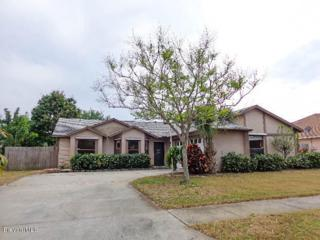1603  Sweetwood Drive  , Melbourne, FL 32935 (MLS #722340) :: Prudential Star Real Estate
