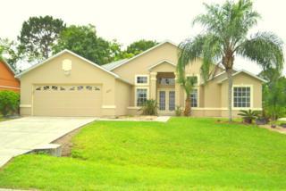 580 SE Seaport Terrace  , Palm Bay, FL 32909 (MLS #723233) :: Prudential Star Real Estate