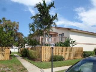 200 S Banana River Boulevard  2003, Cocoa Beach, FL 32931 (MLS #725899) :: Prudential Star Real Estate