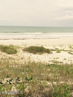 3010 N Atlantic Avenue  A, Cocoa Beach, FL 32931 (MLS #709391) :: Prudential Star Real Estate
