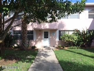 418  Monroe Avenue  E101, Cape Canaveral, FL 32920 (MLS #711538) :: Prudential Star Real Estate