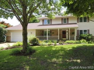 1500  James  , Springfield, IL 62703 (MLS #143494) :: Killebrew & Co Real Estate Team