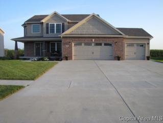 512  Garvey Ln  , Chatham, IL 62629 (MLS #145006) :: Killebrew & Co Real Estate Team