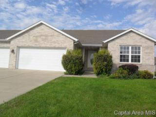 3505  Yorkshire Ct  , Springfield, IL 62704 (MLS #145111) :: Killebrew & Co Real Estate Team