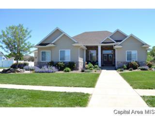 208  Sandstone Dr  , Chatham, IL 62629 (MLS #145140) :: Killebrew & Co Real Estate Team