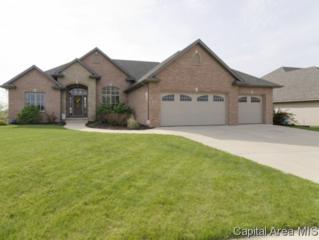2812  Pat Tillman Dr  , Springfield, IL 62711 (MLS #145152) :: Killebrew & Co Real Estate Team