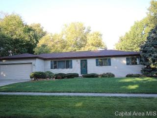 260  Plover Dr  , Chatham, IL 62629 (MLS #145444) :: Killebrew & Co Real Estate Team