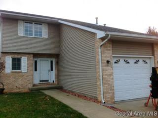 4416  Camomile  , Springfield, IL 62707 (MLS #146051) :: Killebrew & Co Real Estate Team