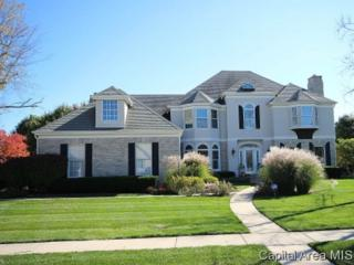 4712  Bears Paw  , Springfield, IL 62711 (MLS #146066) :: Killebrew & Co Real Estate Team